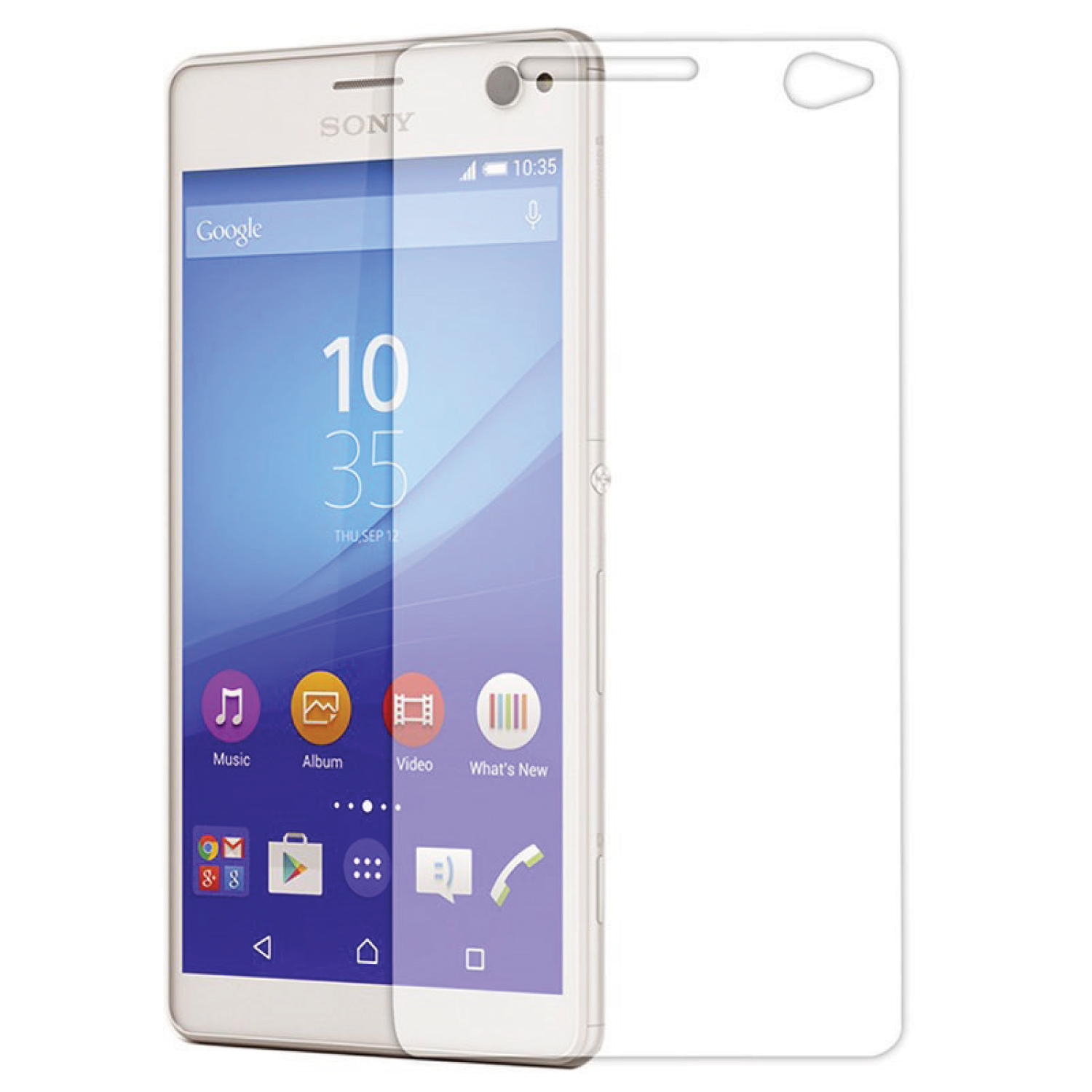 Sony Xperia C4 Clear Transparent Scr End 4 17 2020 604 PM