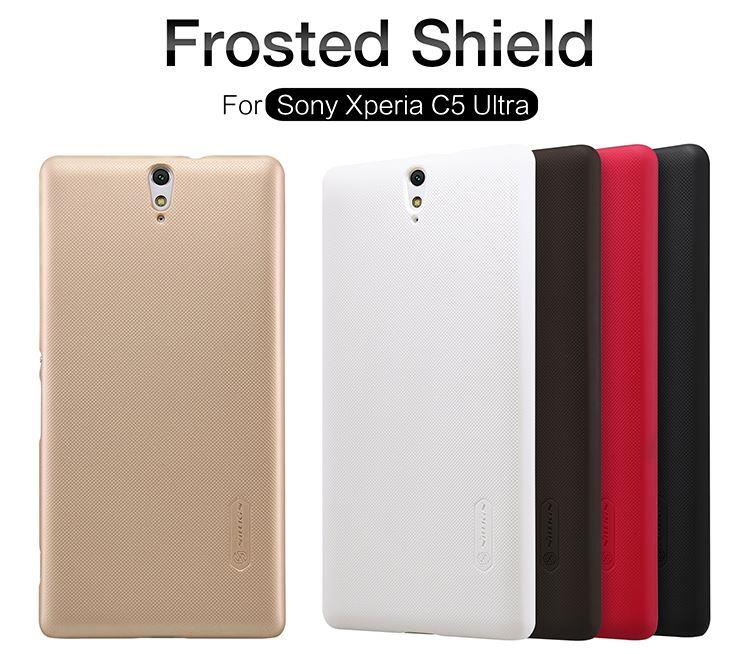 ... Super Frosted Shield Source · SONY Xperia C5 ULTRA NILLKIN Frosted Case FREE Screen Protector