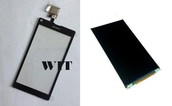 Sony xperia l c2105 c2104 s36h displ end 4262018 257 pm sony xperia l c2105 c2104 s36h display lcd digitizer touch screen reheart Choice Image