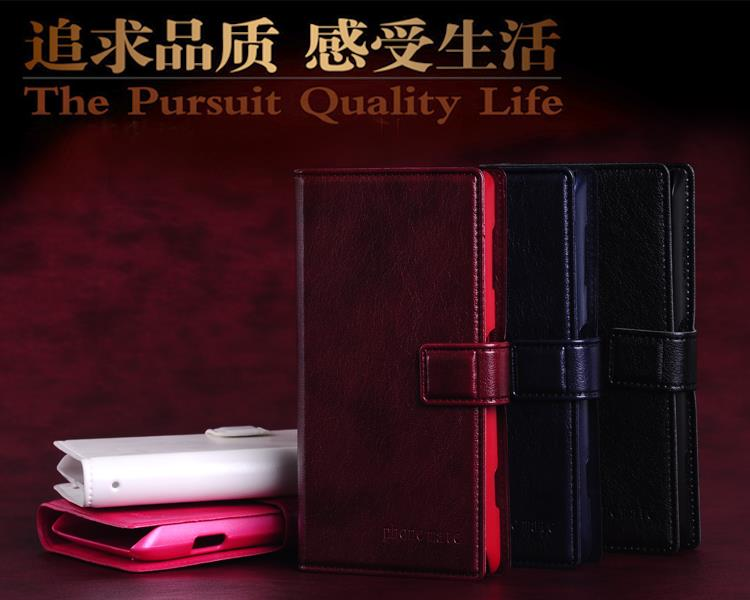 Sony Xperia L S36h C2105 PU Leather Flip Cover Case Free SP