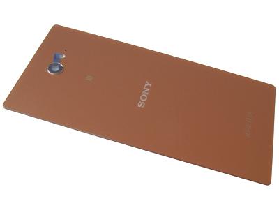 factory authentic cd426 858fe Sony Xperia M2 D2303 M4 Aqua E2312 E2363 Back Battery Housing Cover