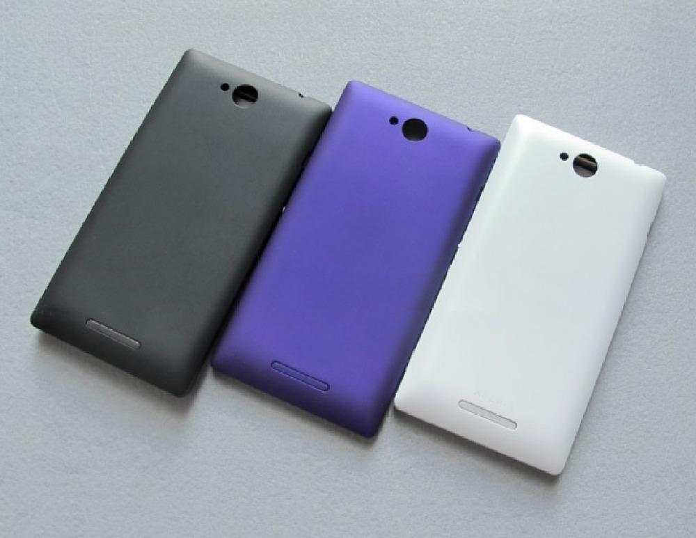 san francisco 8e268 32188 Sony Xperia S LT26 / C C2305 / M C1905 Housing Back Battery Cover