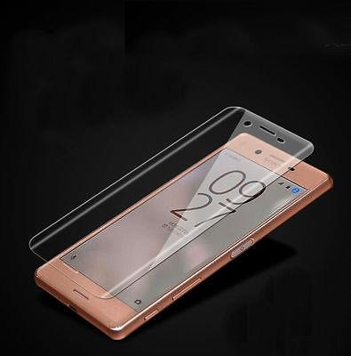 ... 026mm Tempered Glass Screen Protector Full Covering For Sony Xperia Source SONY Xperia XA Ultra Full