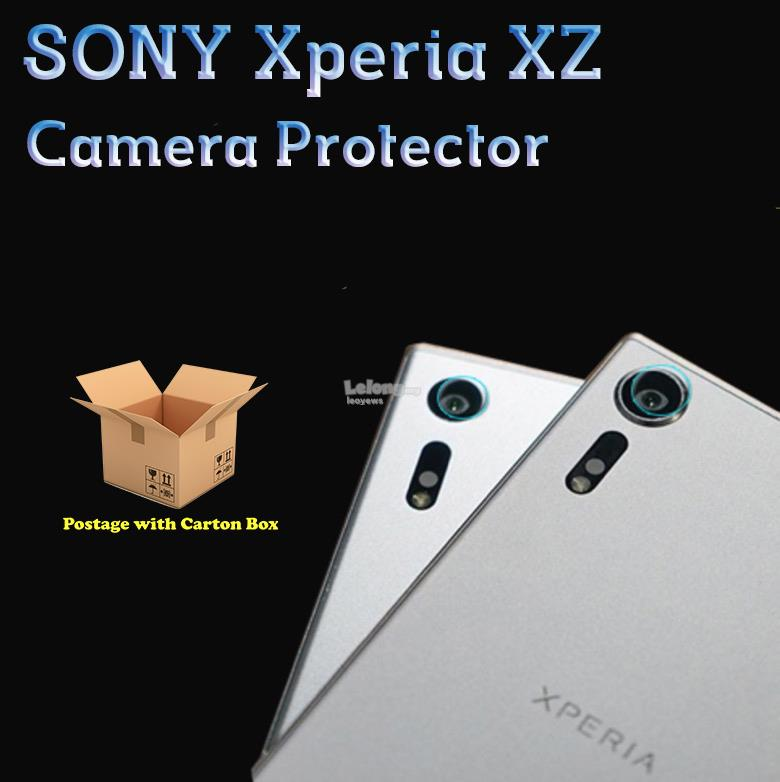 SONY Xperia XZ Tempered Glass Camera Protector