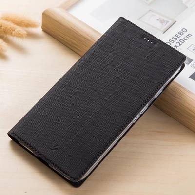 Sony Xperia XZ2 Premium Card slot Flip leather case casing cover