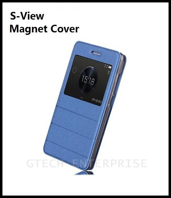 cheap for discount e824f bff7a SONY Xperia XZS XZ S-View Magnet Standable Case Cover