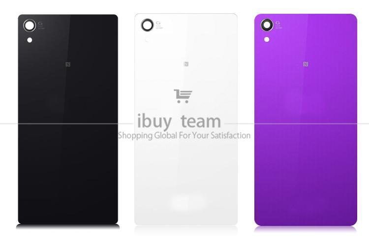 huge selection of e2ee2 e749b Sony Xperia Z Z1 Z2 Z3 Z4 Z5 Z ULTRA Battery Back Cover Glass Housing