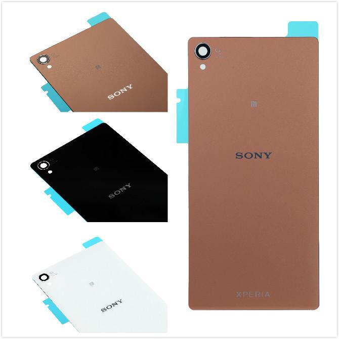 huge selection of d7682 baecb Sony Xperia Z Z1 Z2 Z3 Z4 Z5 Z ULTRA Battery Back Cover Glass Housing
