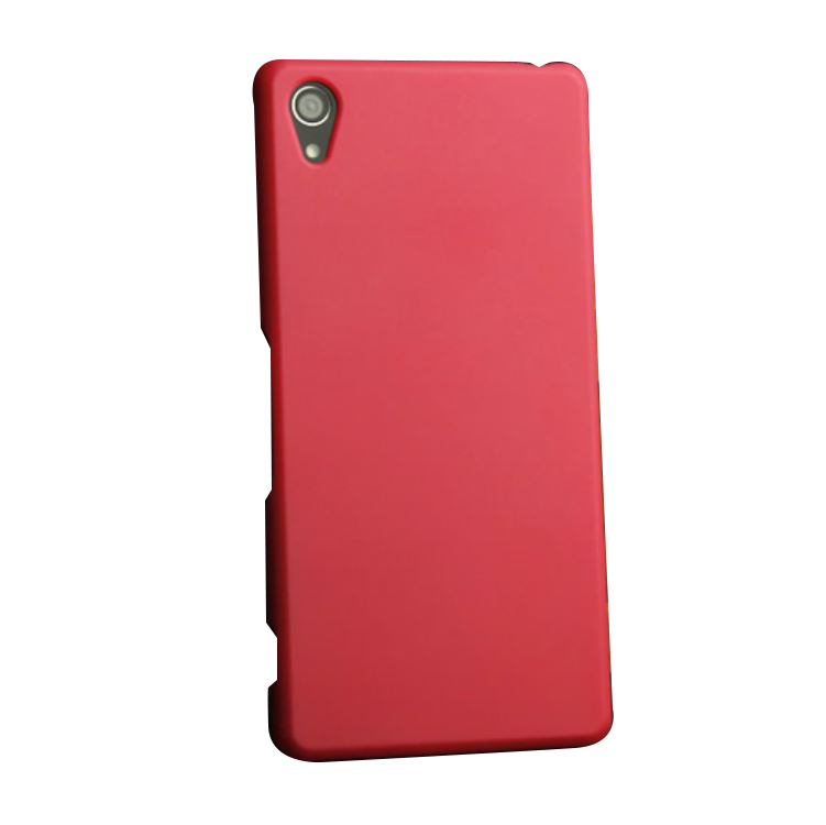first rate 148ff 0a9e7 Sony Xperia Z2 L50W D6503 Hard Back Case Cover Casing+Free SP(Rose Red)