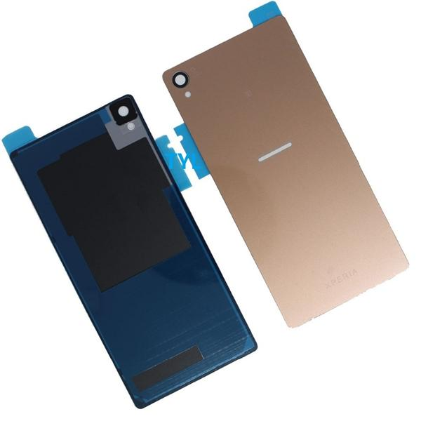 brand new ab3b3 9c3ad Sony Xperia Z3 L55 D6653 D6633 Battery Back Housing Cover (Gold)