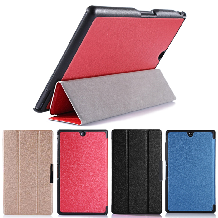 Sony Xperia Z3 tablet compact SGP621/641 leather Z3 Case Casing Cover