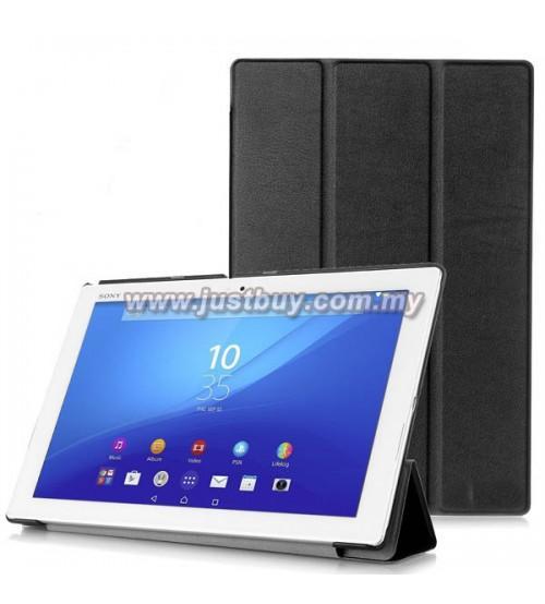 Sony Xperia Z4 Tablet Ultra Slim Case - Black