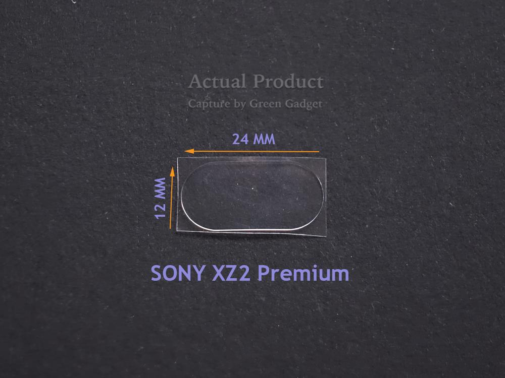 SONY XZ2 Premium Camera Protector Flexible Glass