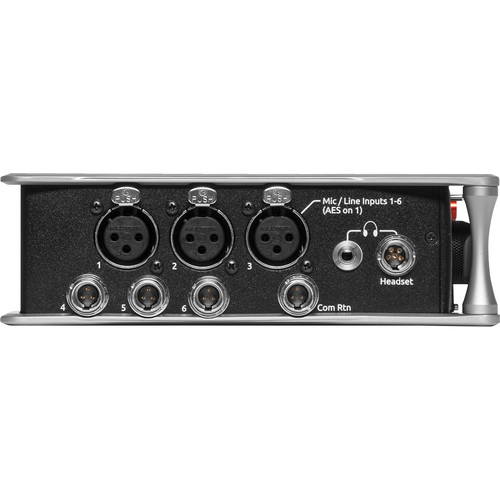 Sound Devices 833 8-Channel / 12-Track Multitrack Field Recorder