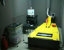 Sound proof solution acoustic & noise control dyno jets room Malaysia