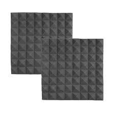 Sound Proof  Sound Absorbent Foam Acoustic Panels - Pyramid Foam