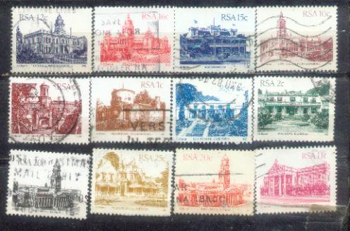 South Africa RSA Nice Lot 2
