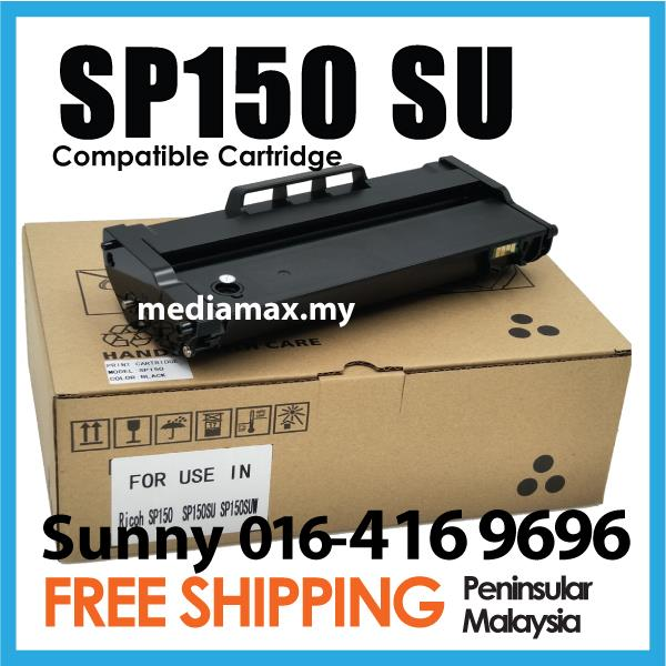 SP150HS/SP150/SP150SUW Compatible Ricoh SP150/SU SUW HS Printer Toner