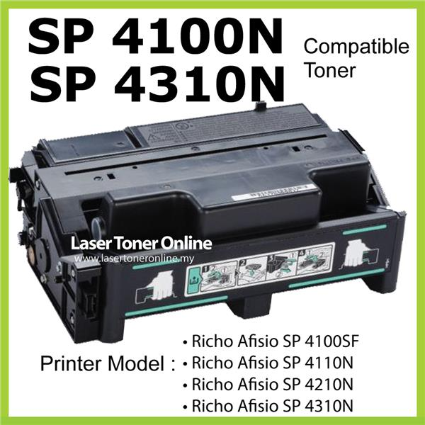 SP4100N Compatible Ricoh Aficio SP 4100SF 4100 4100N 4110N 4120N 4130N