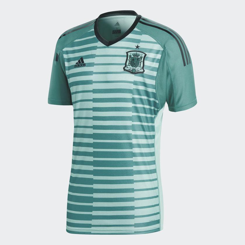0a9e7e04f6d Spain Men Goalkeeper World Cup 2018 (end 7/11/2021 12:00 AM)