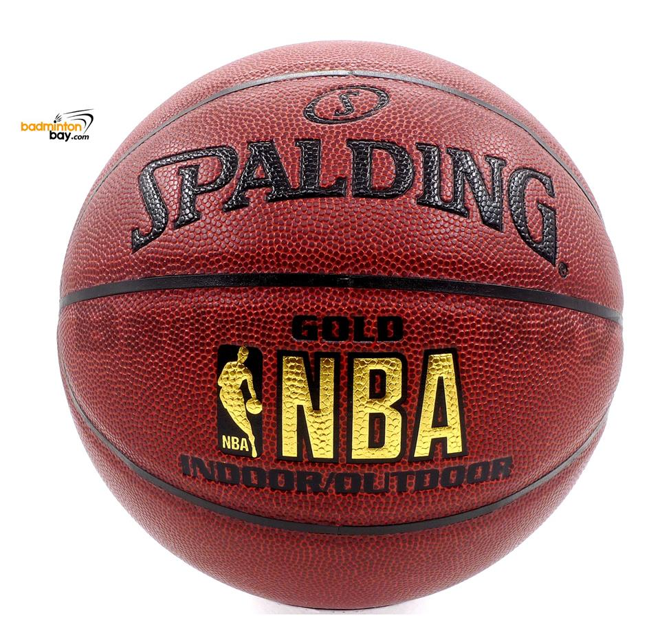 Spalding Gold NBA Endorsed Indoor Out (end 7 4 2017 6 15 PM) b76c6d97b