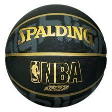 Spalding NBA Highlight Gold Basketbal (end 5 5 2020 8 15 PM) e4f1c7a7cee34