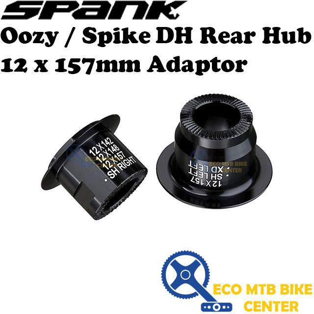 SPANK Oozy/Spike DH Rear Hub 12x157mm Adaptor