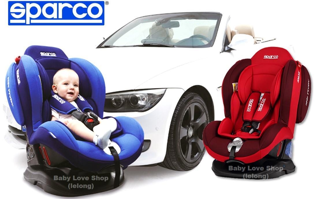 Sparco F500K Car Seat Shopee Malaysia
