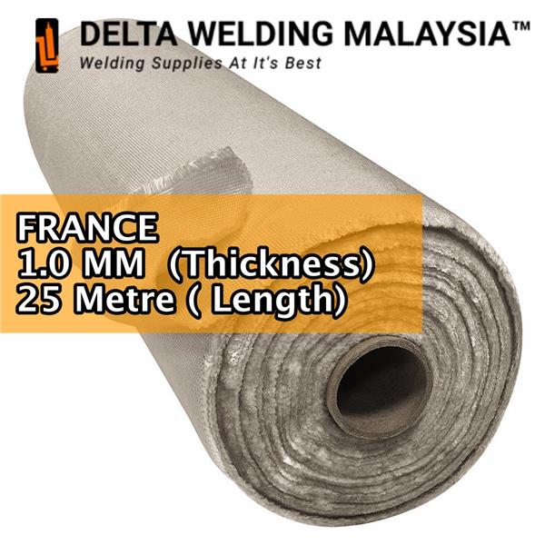 SPARK GRINDING SAFETY BLANKET WELDING MALAYSIA (FRANCE )