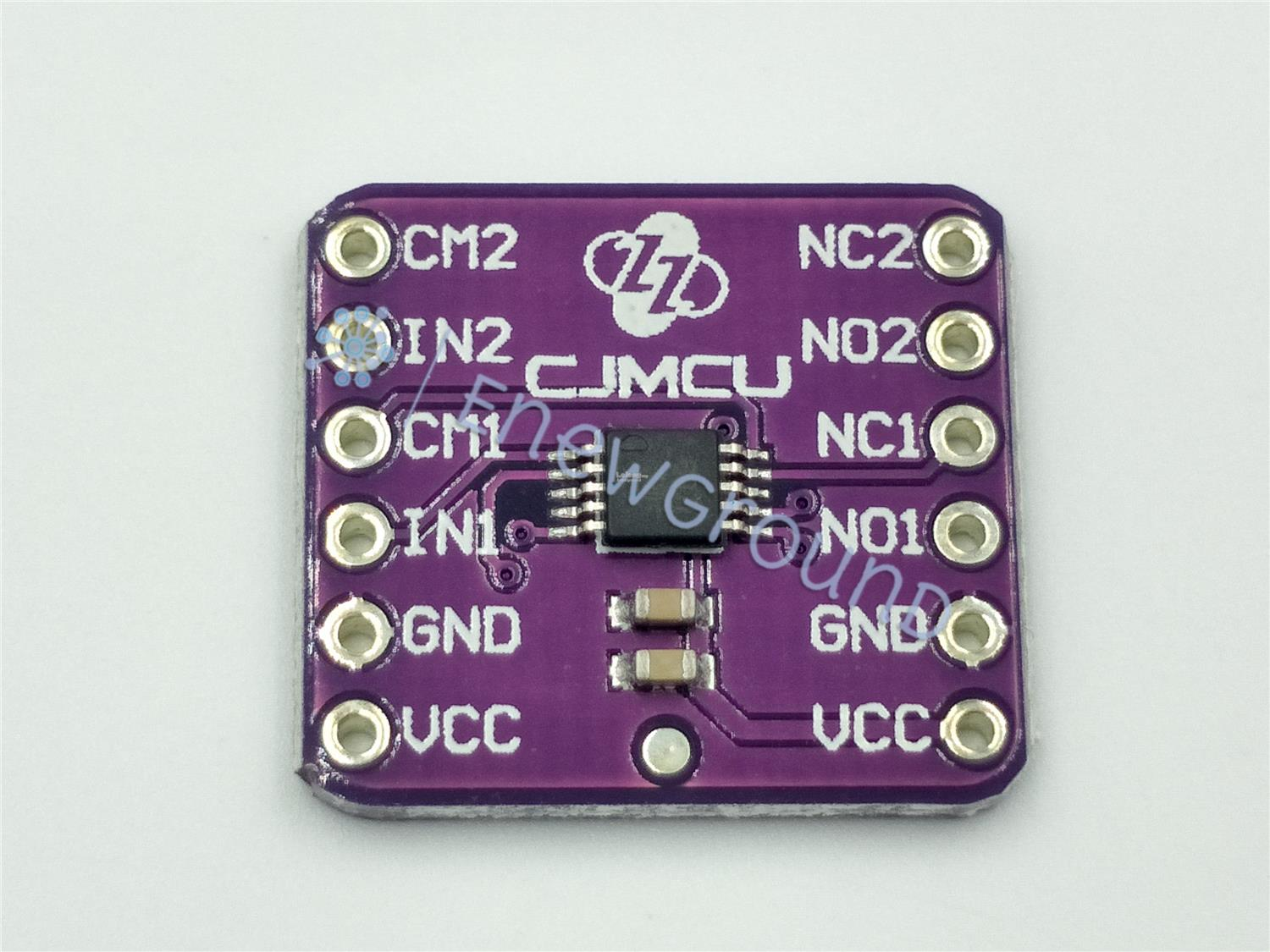 SPDT analog logic switch (CJMCU-23157, TS5A23157 10 ohm)