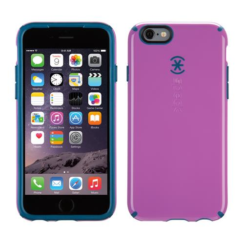 Speck CandyShell Case for iPhone 6 (Beaming Orchid Purple/DeepSeaBlue)