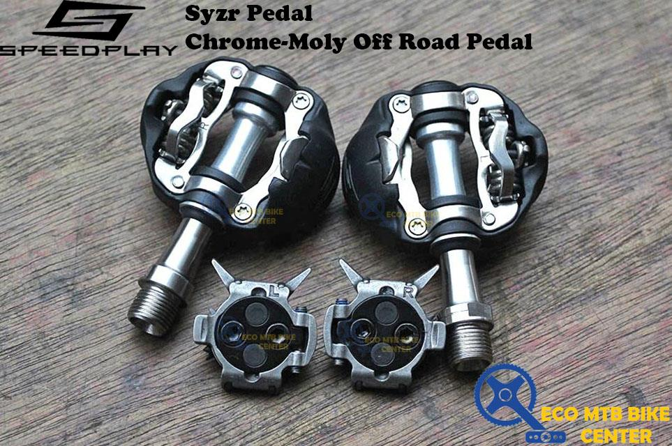 SPEEDPLAY Syzr Pedal Chrome-Moly Off Road Pedal