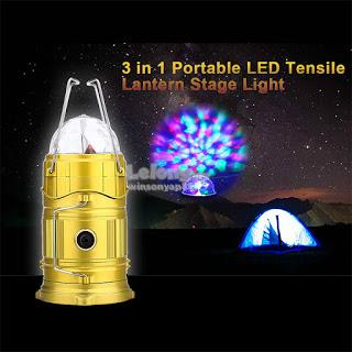 Spheric Party light Multifunctional color LED camping lamp