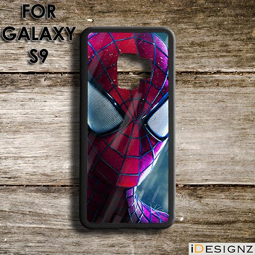huge discount 095a2 8a2d5 Spider-Man Movie Superhero Case Cover for Samsung Galaxy S9, S9+, S8, S7,  Note