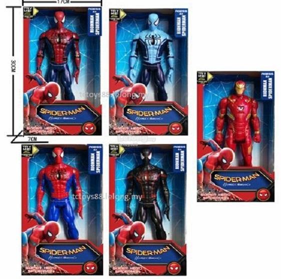spiderman action figures 30 cm hom end 10182018 108 pm