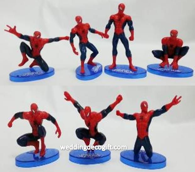spiderman toy figure cake topper end 5192018 1115 pm