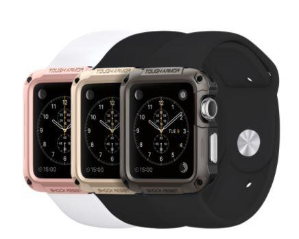 online store b775f 8aaab SPIGEN Apple iwatch Series 1 2 3 38MM 42MM i watch Case Cover Casing