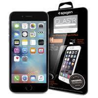 best authentic 8eb26 280a7 Spigen iPhone 6 Plus Premium Tempered Glass Screen Protector