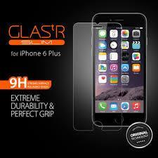 best authentic 61458 cb4ec Spigen iPhone 6 Plus Premium Tempered Glass Screen Protector