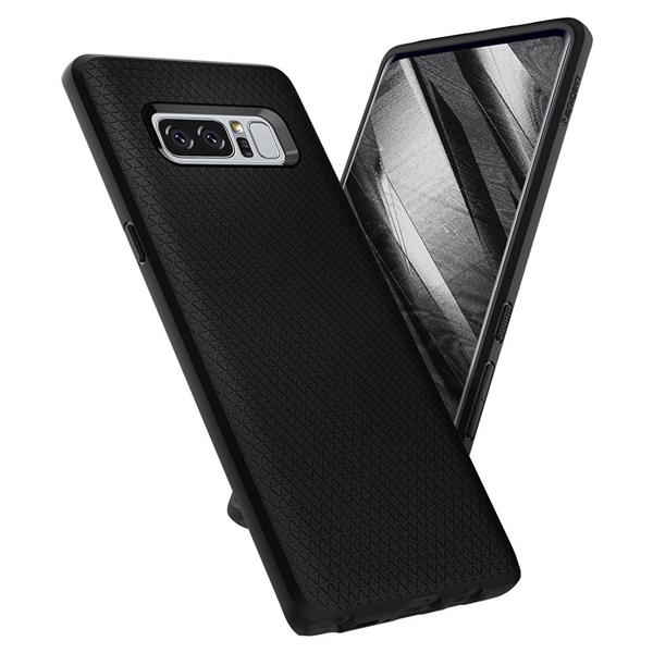 Spigen Liquid Air Armor for Samsung Galaxy Note 8 (Matte Black)