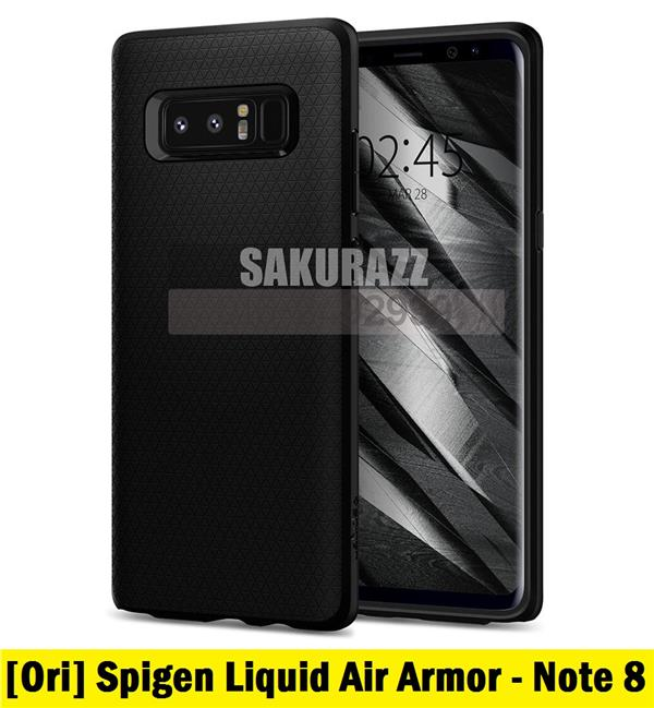 Spigen Liquid Air Armor Series TPU Case for Samsung Galaxy Note 8
