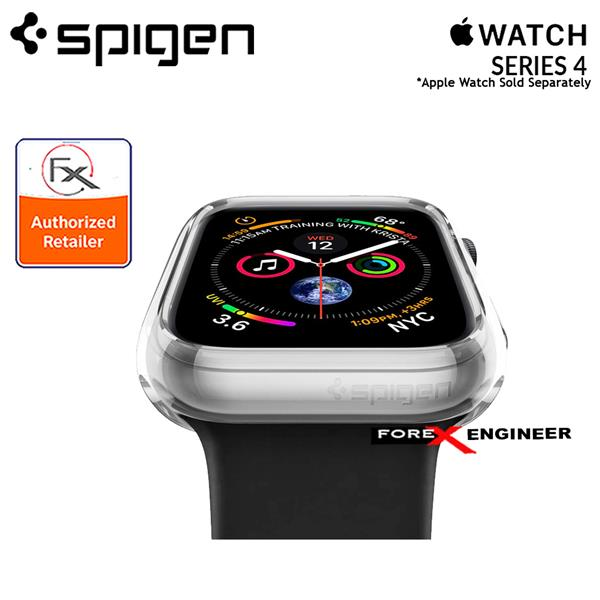 Spigen Liquid Crystal Case for Apple Watch Series 4 ( 44mm ) - Clear