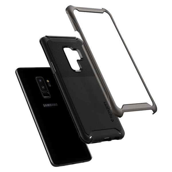 Spigen Neo Hybrid Urban Case for Samsung Galaxy S9+ (Gunmetal)