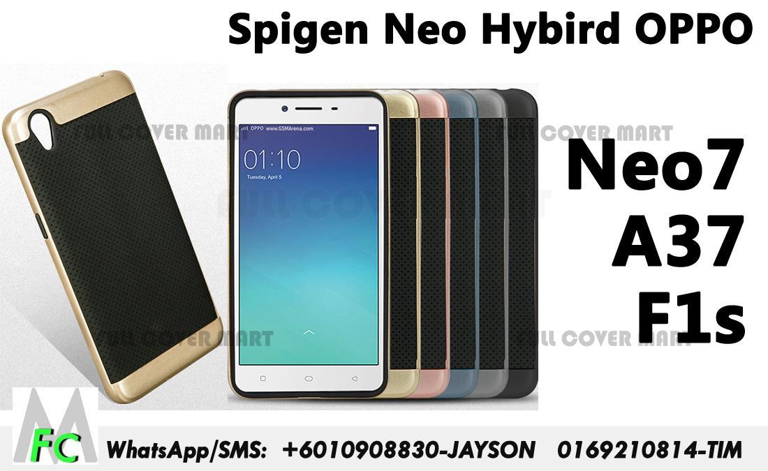 spigen OPPO A37 F1S NEO 7 Ultra SLIM Neo Hybrid Case Cover