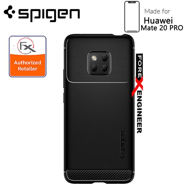 Spigen Rugged Armor for Huawei Mate 20 PRO - Black