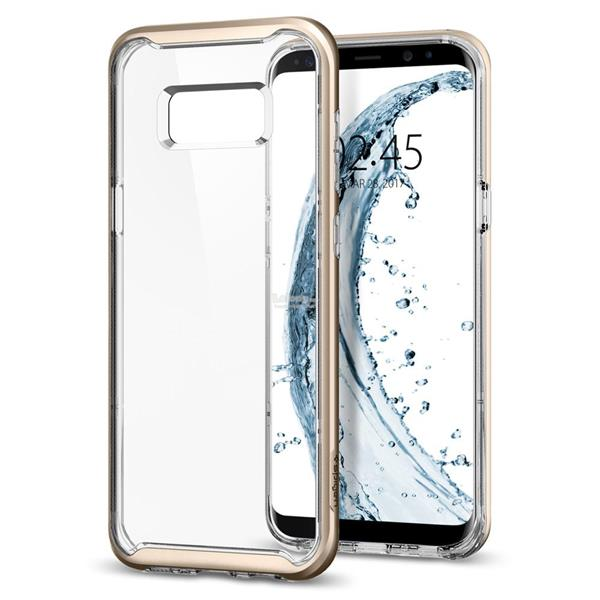 Spigen Samsung Galaxy S8 S8+ Plus Neo Hybrid Crystal Case Cover Casing