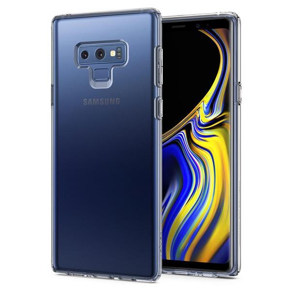 best website e6ea8 7fd70 Spigen SGP Samsung Galaxy Note 9 Case Liquid Crystal (Clear)