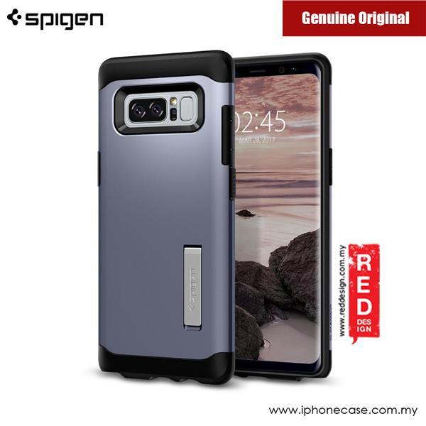premium selection d1d69 fc27d Spigen Slim Armor Case for Samsung Galaxy Note 8 (Orchid Gray)r
