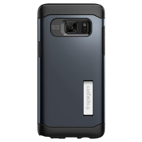 Spigen Slim Armor for Samsung Galaxy Note 7 - Metal Slate