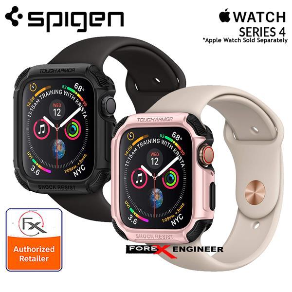buy online 01d6b 53949 Spigen Tough Armor for Apple Watch Series 4 ( 44mm ) Protection Case
